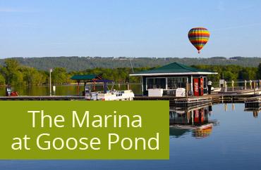 Marina at Goose Pond